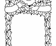Coloring pages Autumn for Adults