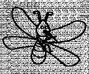 Free coloring and drawings Mosquito 16 Coloring page