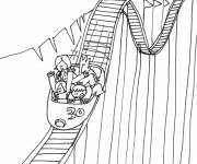 Coloring pages Children in the Big Eight