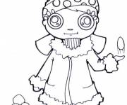 Coloring pages Little Climber