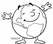 Coloring pages Funny land