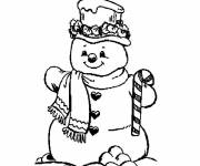 Coloring pages Snow