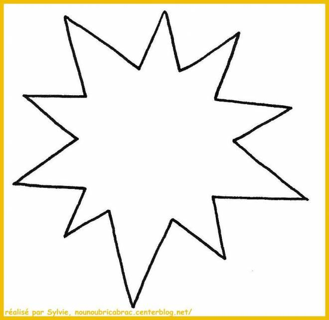 Free coloring and drawings Star as task Coloring page