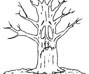 Coloring pages No trees