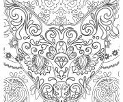 Coloring pages Abstract Anti-Stress