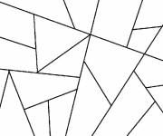 Coloring pages Abstract online