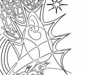 Coloring pages Color abstract