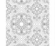 Coloring pages Anti-Stress Art