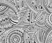 Coloring pages Creative anti-stress