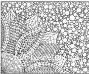 Coloring pages Art Therapy for Adults