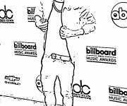 Coloring pages celebrities star