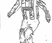 Coloring pages Nedved Celebrities