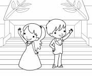 Coloring pages Cannes Film Festival