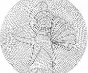 Coloring pages Adult Hard Shells