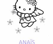 Coloring pages Anaïs Baby Names