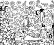 Coloring pages Climbs Symoblism
