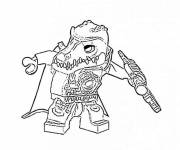 Coloring pages Lego character