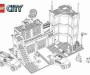 Coloring pages Lego City