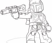 Coloring pages Magic lego