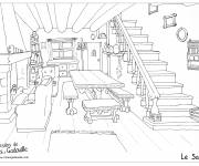Coloring pages The coloring room