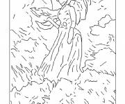 Free coloring and drawings Monet coloring Coloring page