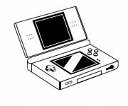 Coloring pages Nintendo Gameboy