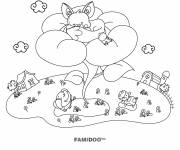 Coloring pages Nintendo in color