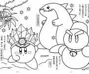 Coloring pages Nintendo Pokemon