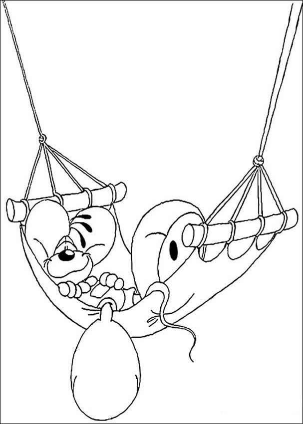 Free coloring and drawings Anti-Stress Animals for children Coloring page