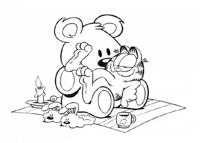 Free coloring and drawings Disney Animal Stress Relief Coloring page