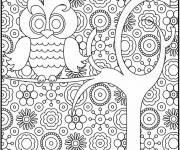 Free coloring and drawings Relaxing climate Coloring page