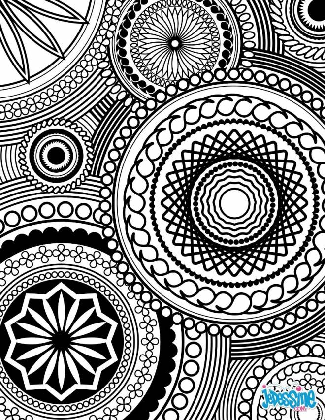 Free coloring and drawings Relaxing maternal Coloring page