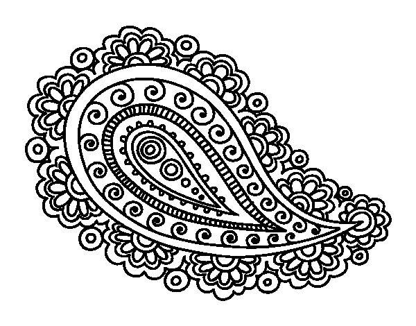Free coloring and drawings Relaxing Zen Coloring page