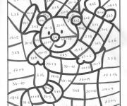 Coloring pages Addition multiplication