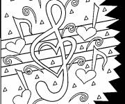 Coloring pages Tag Love
