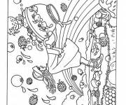 Coloring pages Professions to print