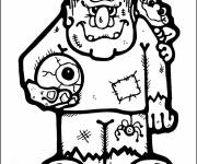 Free coloring and drawings Vector wizard Coloring page