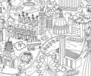 Free coloring and drawings Therapeutic Store Coloring page