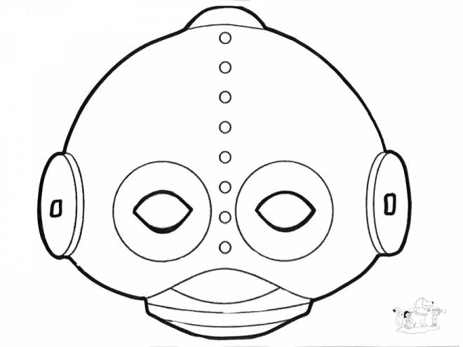 Free coloring and drawings Stylized UFOs Coloring page