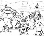 Coloring pages XOo and foreign Disney