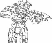 Coloring pages Action video games