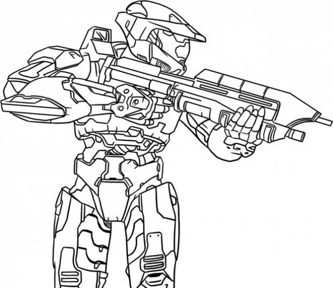 Free coloring and drawings Action video games Coloring page