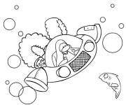 Free coloring and drawings Club Penguin Video Games Coloring page