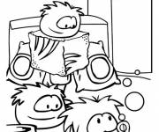 Coloring pages computer video games