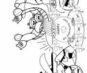 Coloring pages video games for the little ones