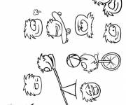 Coloring pages Walt Disney video games