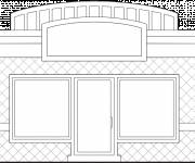 Coloring pages Computer store