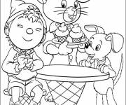 Coloring pages Disney magazine