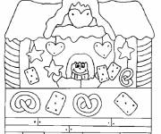 Coloring pages Store for the Little Ones