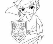 Coloring pages Show Link easy